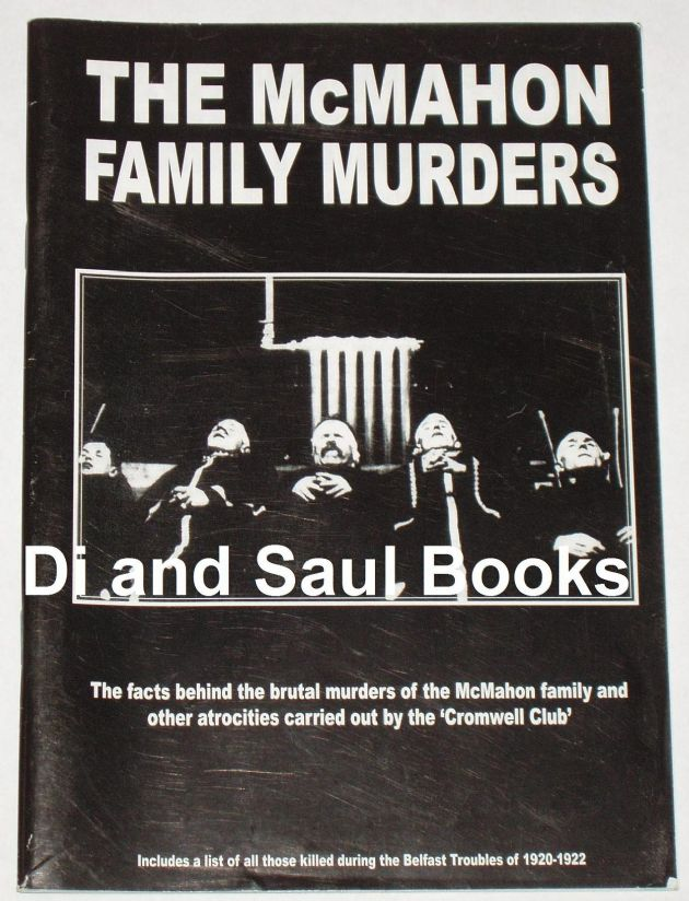 The McMahon Family Murders, by Joe Baker